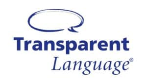 The Transparent Language logo