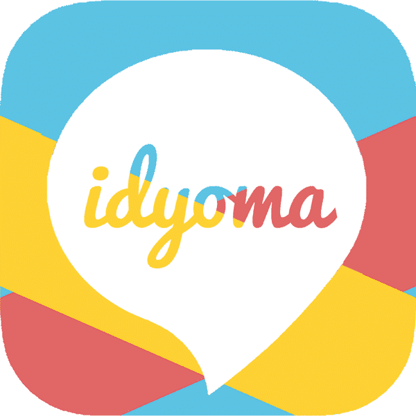 idyoma language app logo