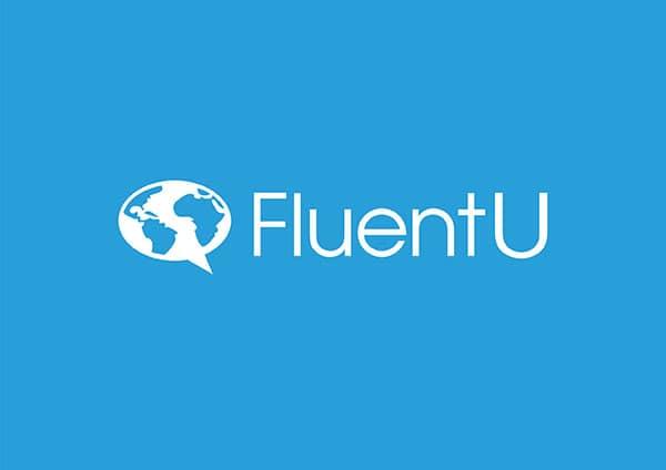 The FluentU logo