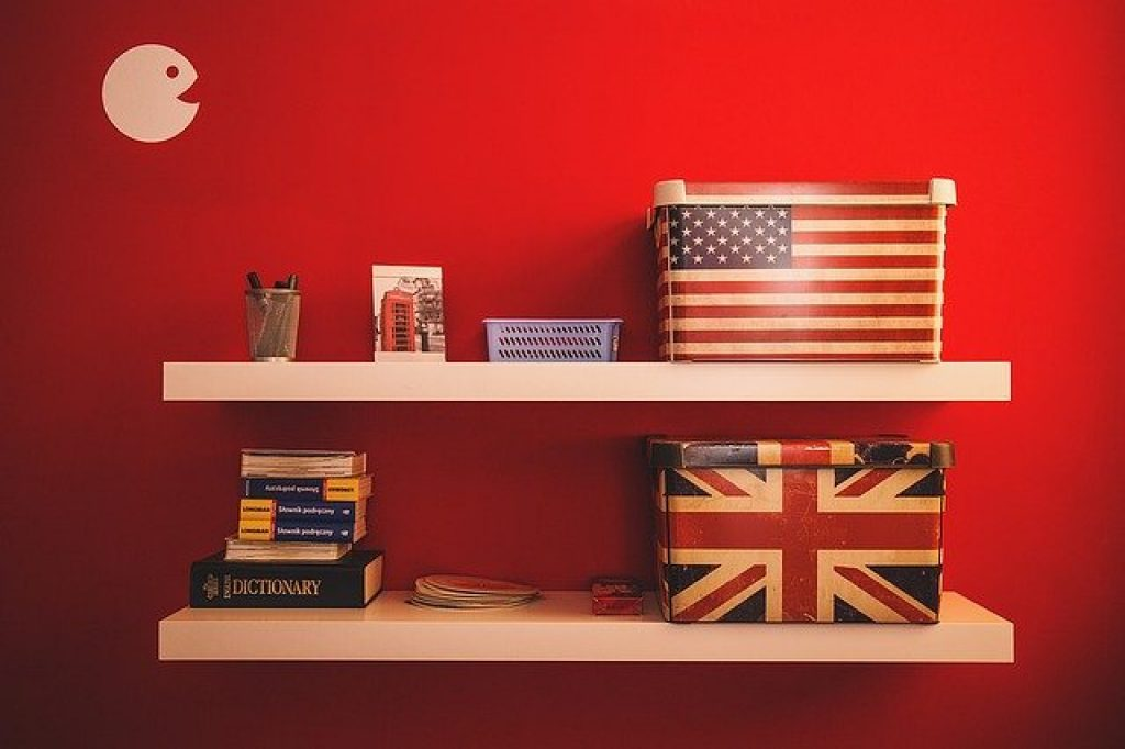 English learning tools
