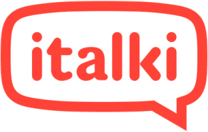 italki language tutor app logo