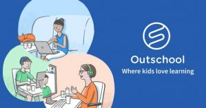 Three animations of teachers teaching different subjects. Becoming an Outschool teacher is straightforward and a great way to earn money online.